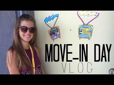 Move-In Day Vlog - My Freshman Dorm! | Arizona State University