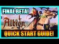 Zero to Hero! Albion Online Quick Start Guide and Gameplay Revew Part 1