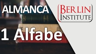 Almanca 1 - Alfabe (HD)