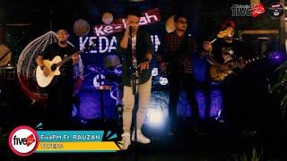 Noah TOPENG Cover - Fivepm ft. Rauzan Live ( Ke Mah )