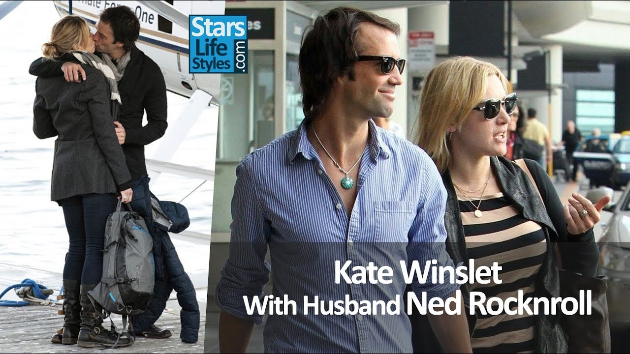 who is kate winslet married to