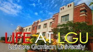 Vlog # 4 - Life At Lgu  Lahore Garrison University
