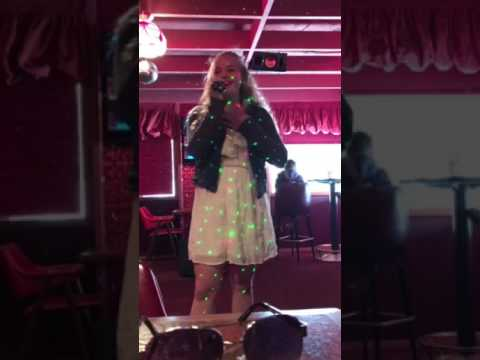 Mean - Alyssa @ Karaoke