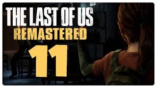 Let's Play THE LAST OF US REMASTERED Part 11: Untote auf dem Friedhof & den Wohnsiedlungen
