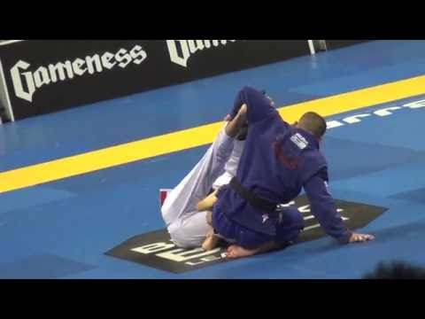 Claudio Calasans vs Gabriel Arges Worlds 2016