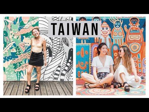 Taipei 101, Rainbow Village, Boba | First Time in Taiwan Travel Vlog