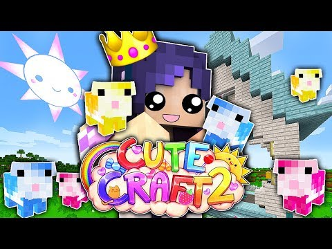 THE RISE OF HAMSTER QUEEN!! | CuteCraft NEW Minecraft SMP (Season 2)
