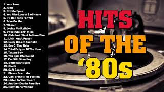 Best Oldies Songs Of 1980s - 80s Greatest Hits - The Best Oldies Song Ever