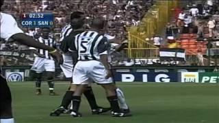 Corinthians 7 x1 Santos -ETERNO 7X1 BRASILEIRAO 2005  JOGO COMPLETO HD