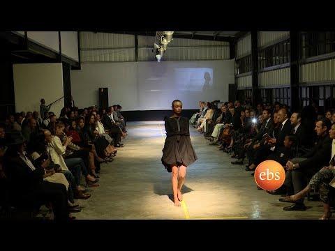 Semonun Addis: Coverage on African Mosaique Design Center & Fashion  Show