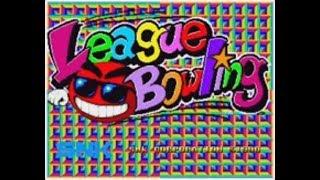ACA NEOGEO LEAGUE BOWLING (Nintendo Switch) Original Mode - Two Players