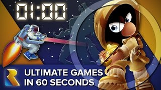 Rare Replay: Games in 60 Seconds - The Ultimate Games