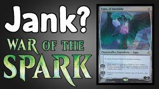 War of the Spark Spoiler: Ugin the Ineffable - JANK or DANK?
