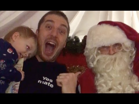 When Santa backs Dad for Christmas Number 1 🎅🕺 Mp3