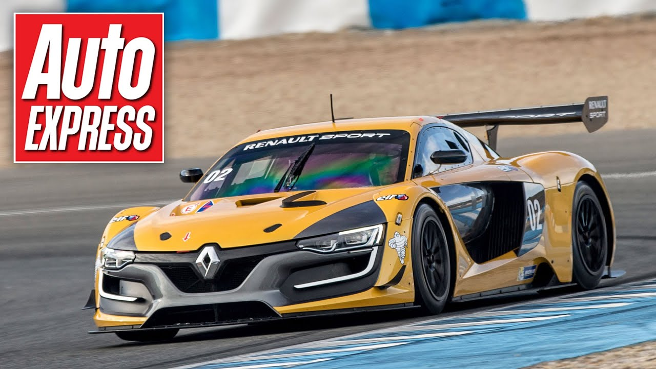 Renaultsport RS.01: Driving Renault's Ultimate Sports Car