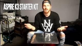Aspire K3 Starter Kit