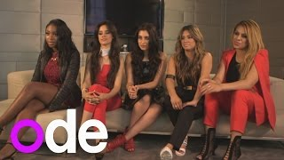 Fifth Harmony: Dinah sings Leona Lewis accapella!