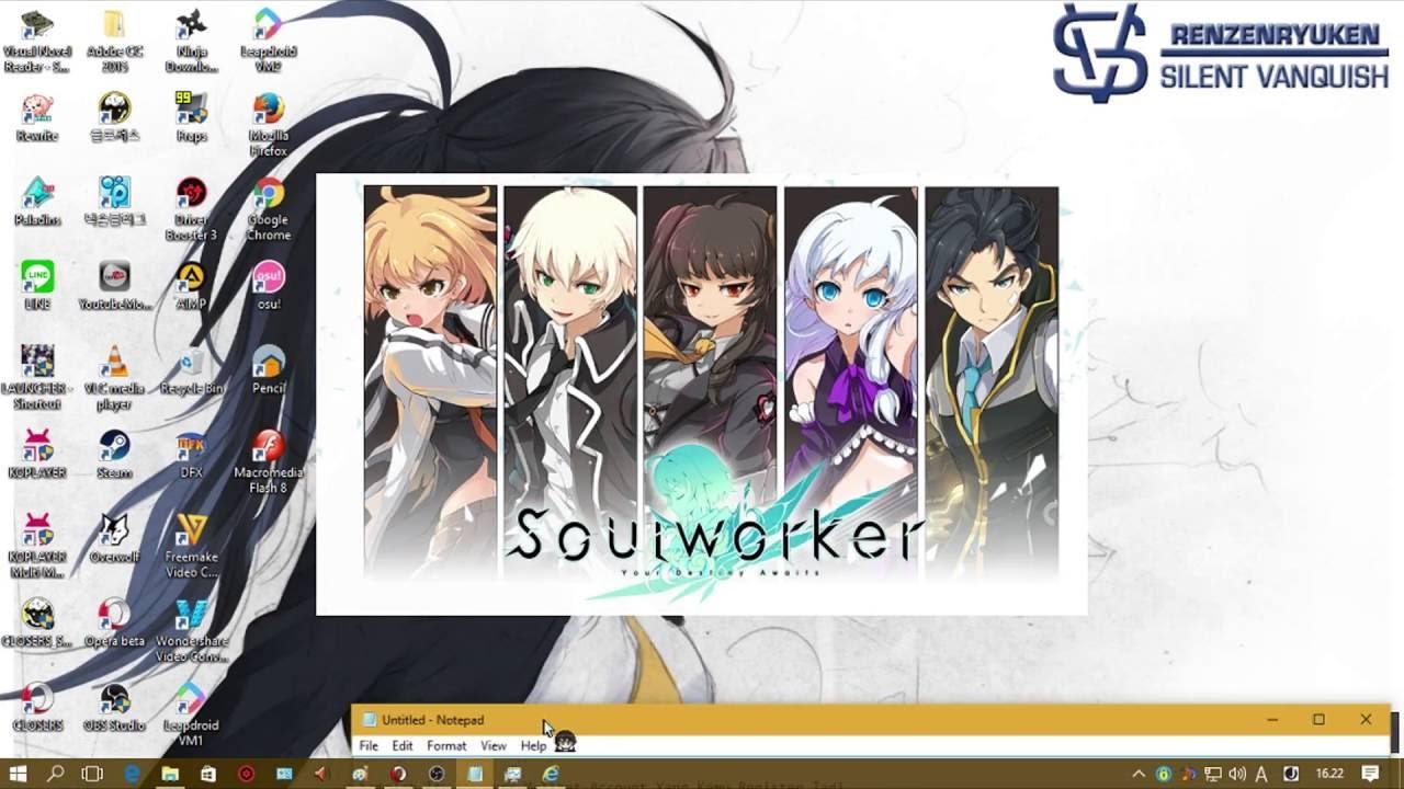 Soulworker Download