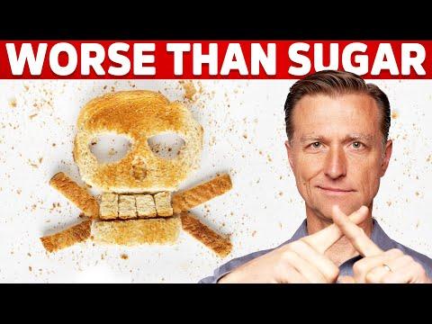 The Carbs that are Worse than Sugar