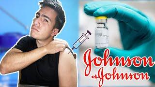 SÍNTOMAS después de la VACUNA | Johnson & Johnson