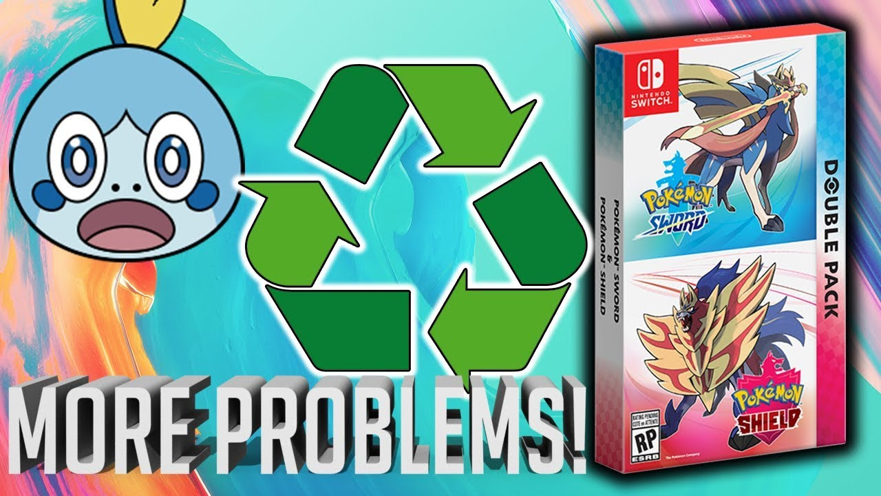 Gamefreak Recycling Animations For New Pokemon Sword And Shield