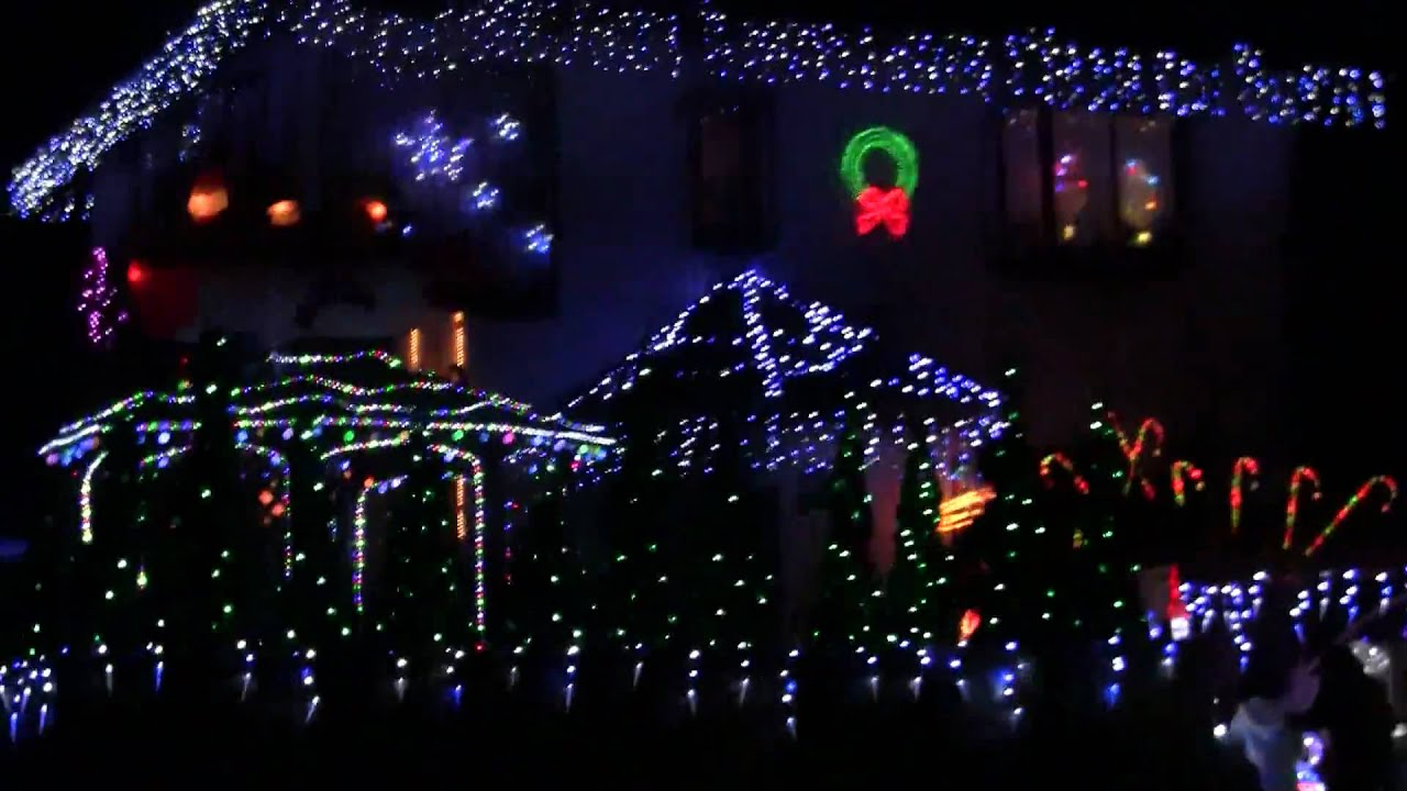 Weihnachtsbeleuchtung - Christmas lights - YouTube