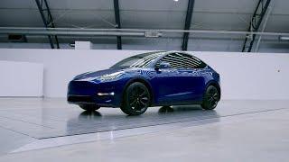Tesla Model Y Launch Event - Full Presentation