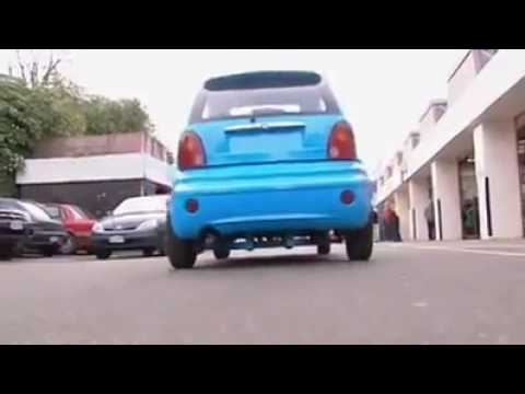 Electric car show china