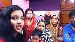Neha naaz #kolkata family video today 2020