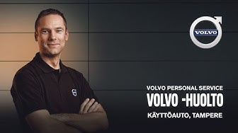 Volvo Personal Service - Käyttöauto, Tampere