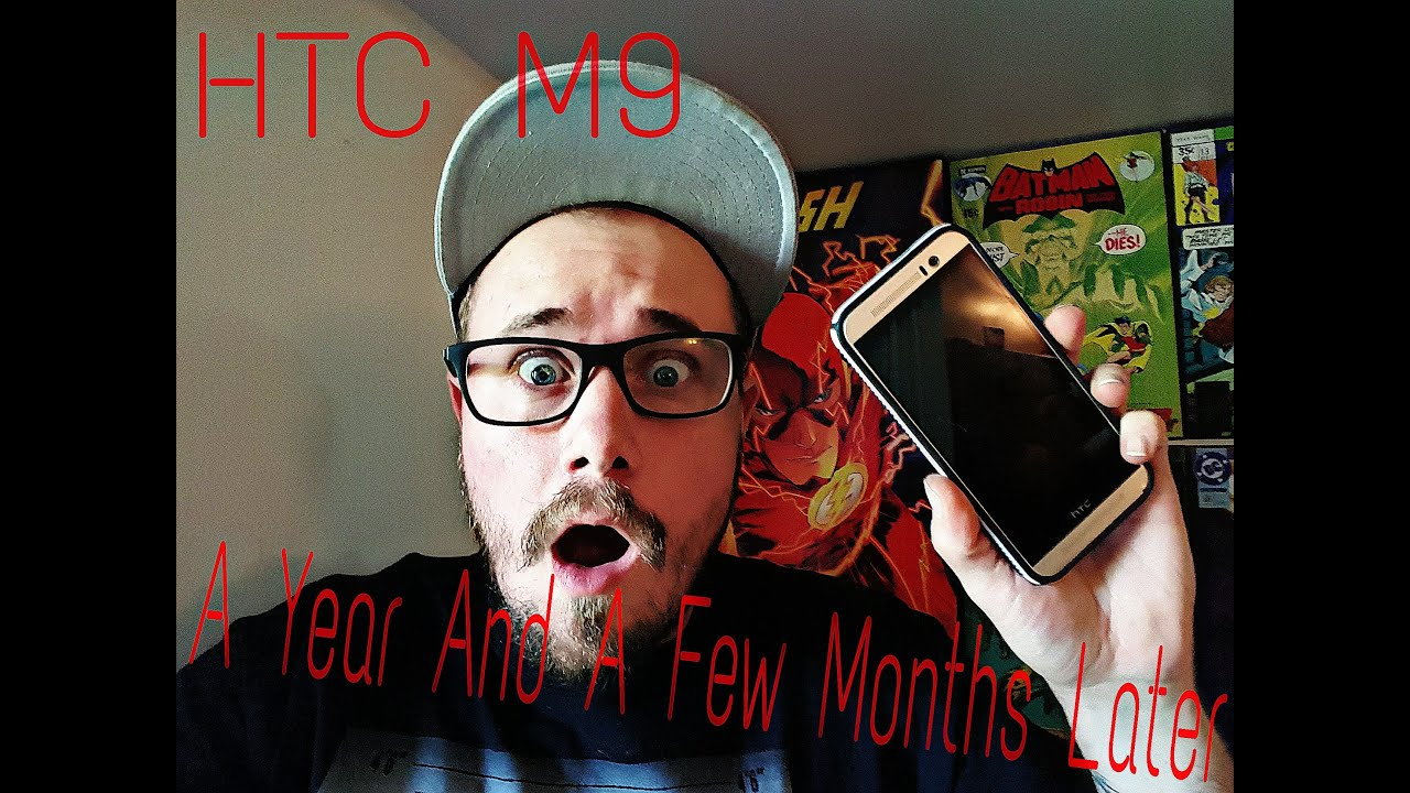 Download Android Now HTC M9 review after a year and a few months! KCat Media