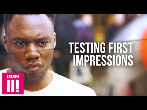Testing First Impressions | Eye To Eye With A Stranger