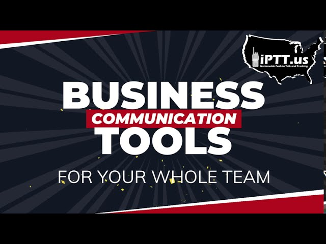 The Fastest Business Communication Tools - Nationwide Two Way Radio Solutions