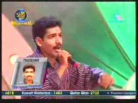 Idea Star Singer Mega final Thushar  ,