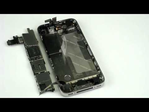 Inside the Apple iPhone 4
