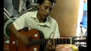 Yêu em dài lâu - Chân Lê - đệm hát guitar