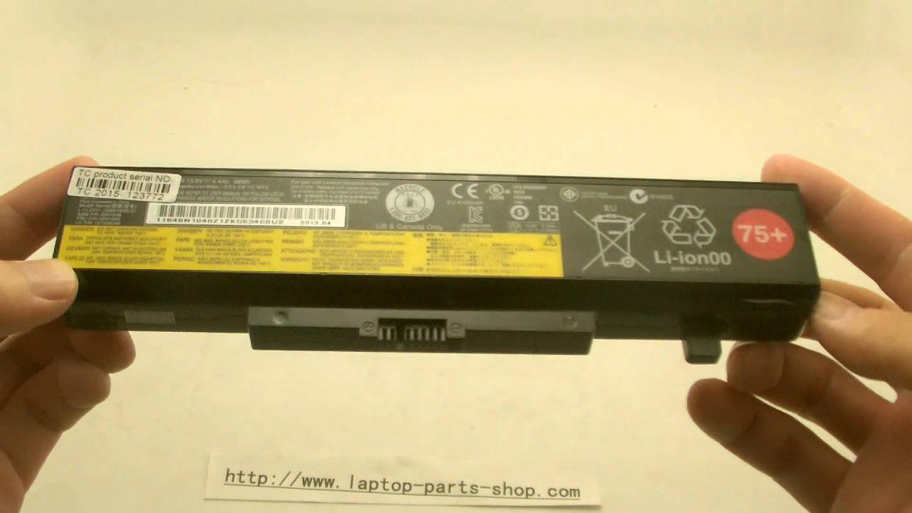 Lenovo L11L6Y01, 45N1043 11 1V 4400mAh original batteries