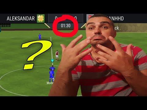 ZAR SAMO MINUT ipo ??? - FIFA Mobile Soccer