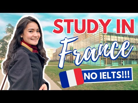 HOW TO APPLY AS AN INTERNATIONAL STUDENT IN FRANCE + SCHOLARSHIPS | Filipina International Student