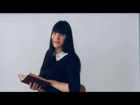 Изображение предпросмотра прочтения – ЖаннаЗалесская читает произведение «Незнакомка» А.А.Блока