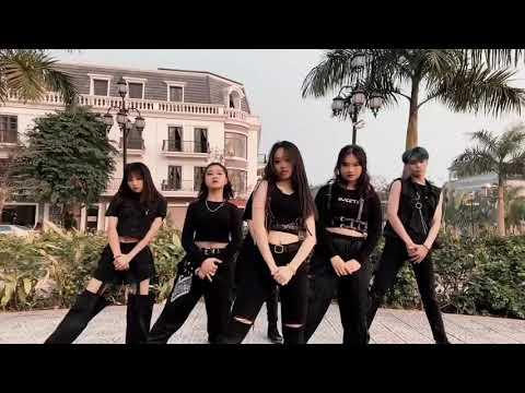 [DANCE KPOP IN PUBLIC] DUN DUN_ EVERGLOW   DANCE COVER BY STREET CREW TQ 