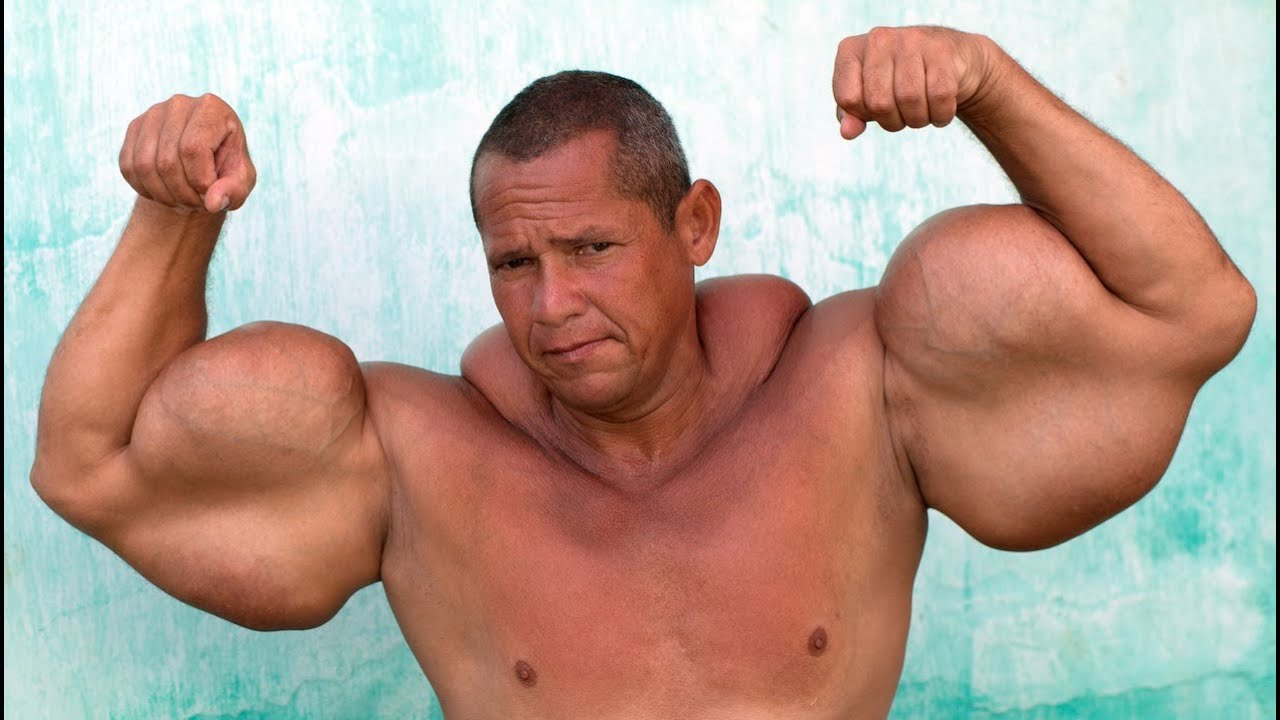 Muscle Boy Shoots A Huge Load