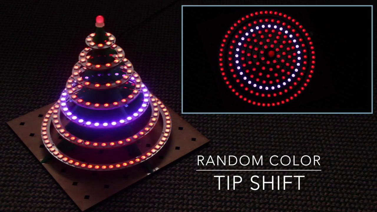 LED Christmas Tree WS2812
