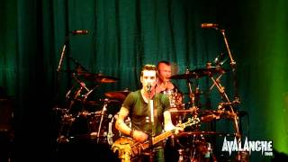 Theory Of A Deadman - I Hate My Life, Live @ Avalanche Tour, Ft. Wayne Indiana 3/29/2011