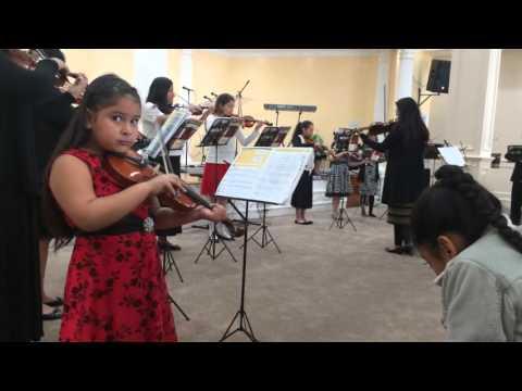 Omega 2014 recitle (Violin Class)
