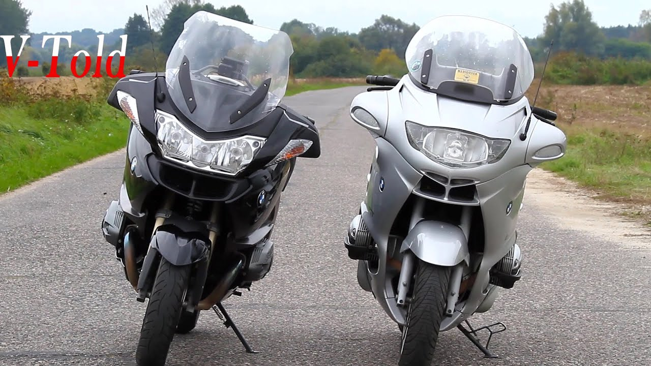 hight resolution of bmw r1200rt vs r1150rt old vs new