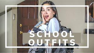 School Outfit Ideas 2019   Bea Arboleda (Philippines)