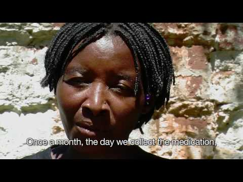A new model for getting HIV treatment in Mozambique