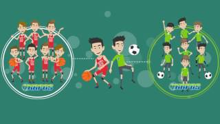 Thapos - Athletes App to Excel at Sports, Team App