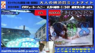 【キコーナチャンネル】 大阪を中心に61店舗以上を展開するパチンコ店、キコーナの関東の6店舗が営業終了後の店舗からインターネット生放送!...